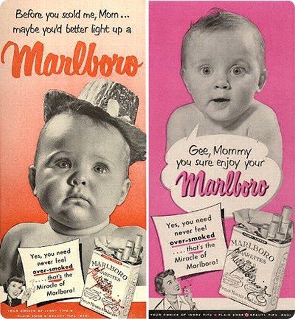 Propaganda Marlboro