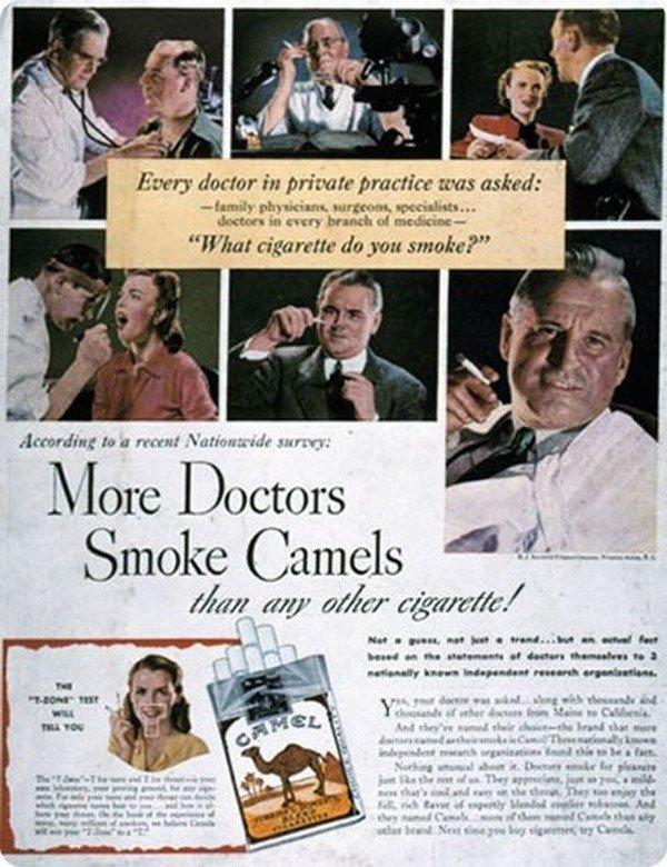 Todo médico fuma