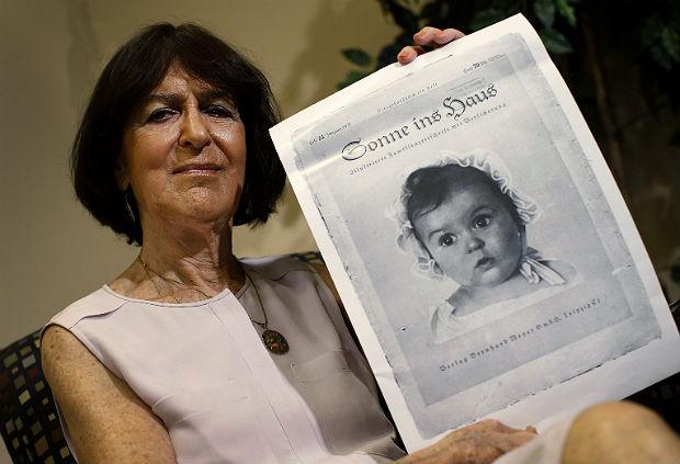 """Bebê ariano """"perfeito"""", na verdade, era uma criança judia"""