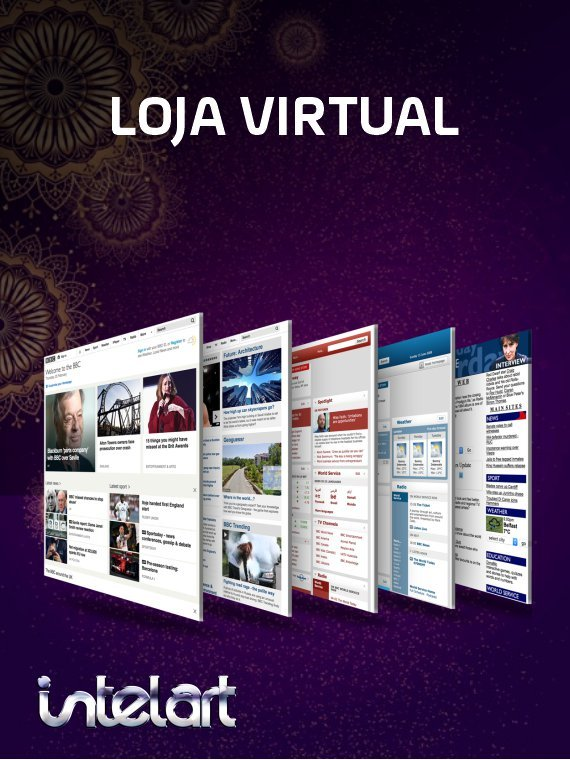 Loja Virtual Intelart