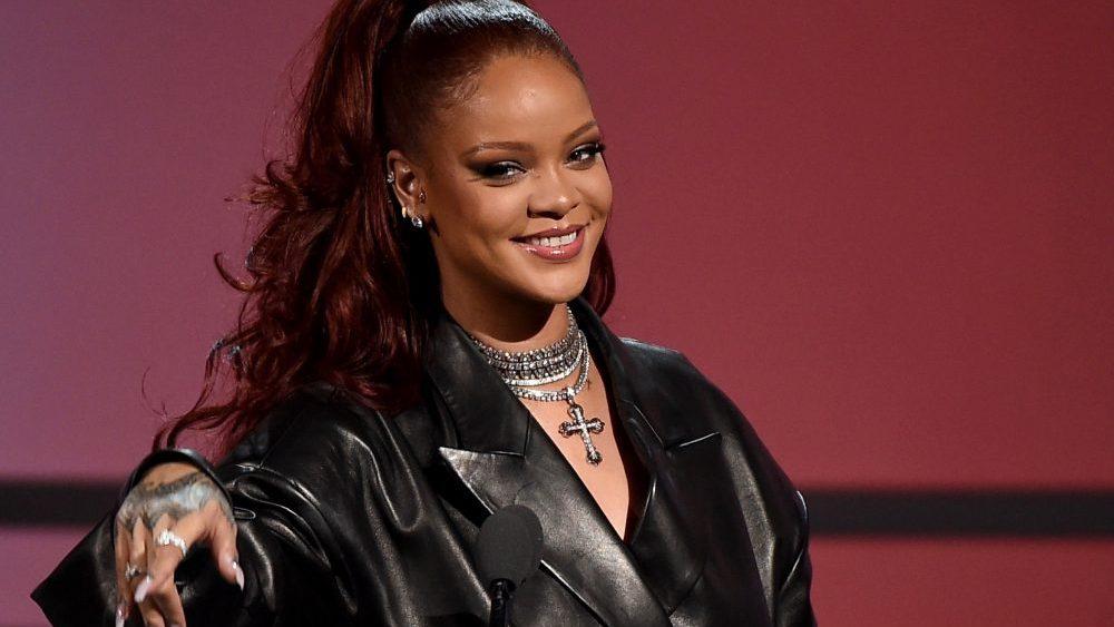 Rihanna concede uma das melhores entrevistas